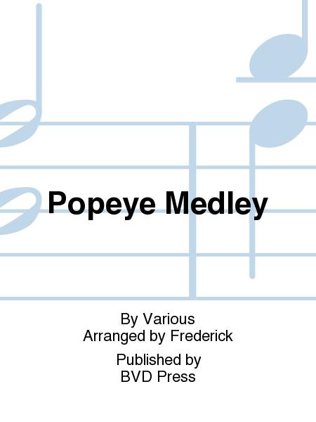 Popeye Medley