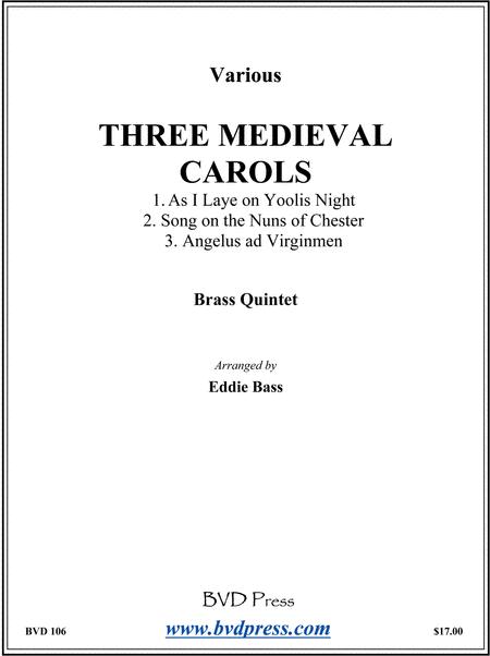 3 Medieval Carols