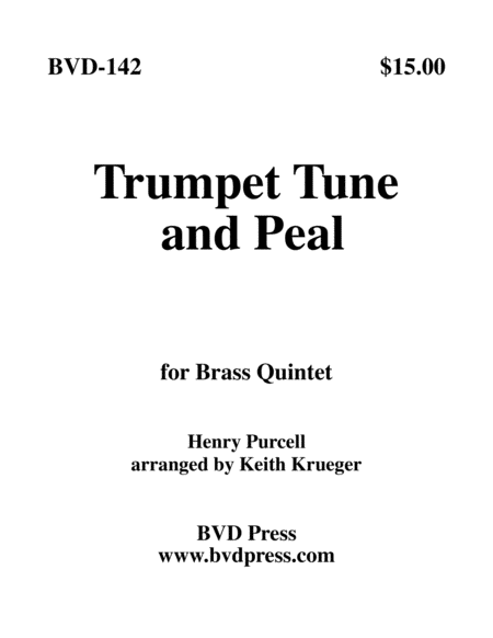 Trumpet Tune and Peal