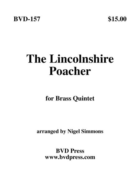 The Licolnshire Poacher