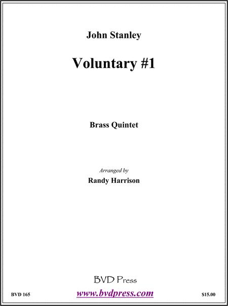 Voluntary #1