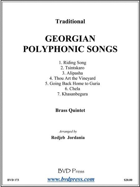 Georgian Polyphonic Songs