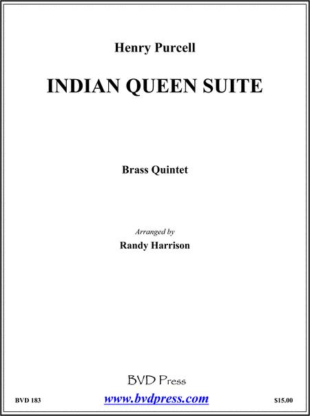 Indian Queen Suite