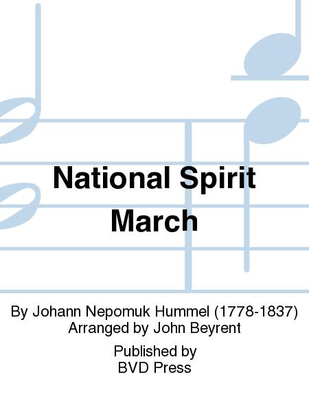 National Spirit March