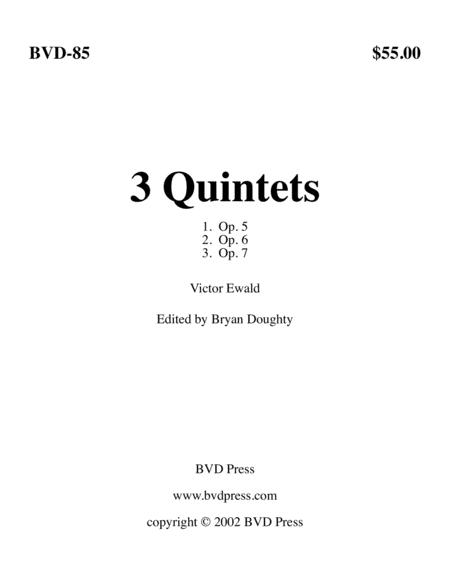 3 Ewald Quintets