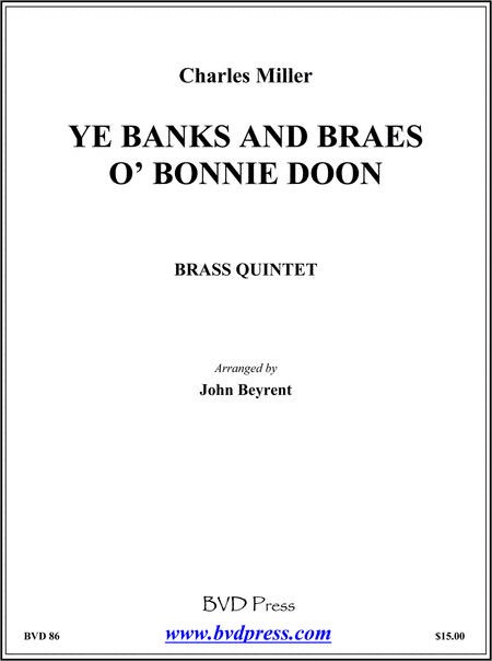Ye Banks and Braes O'Bonnie Doon