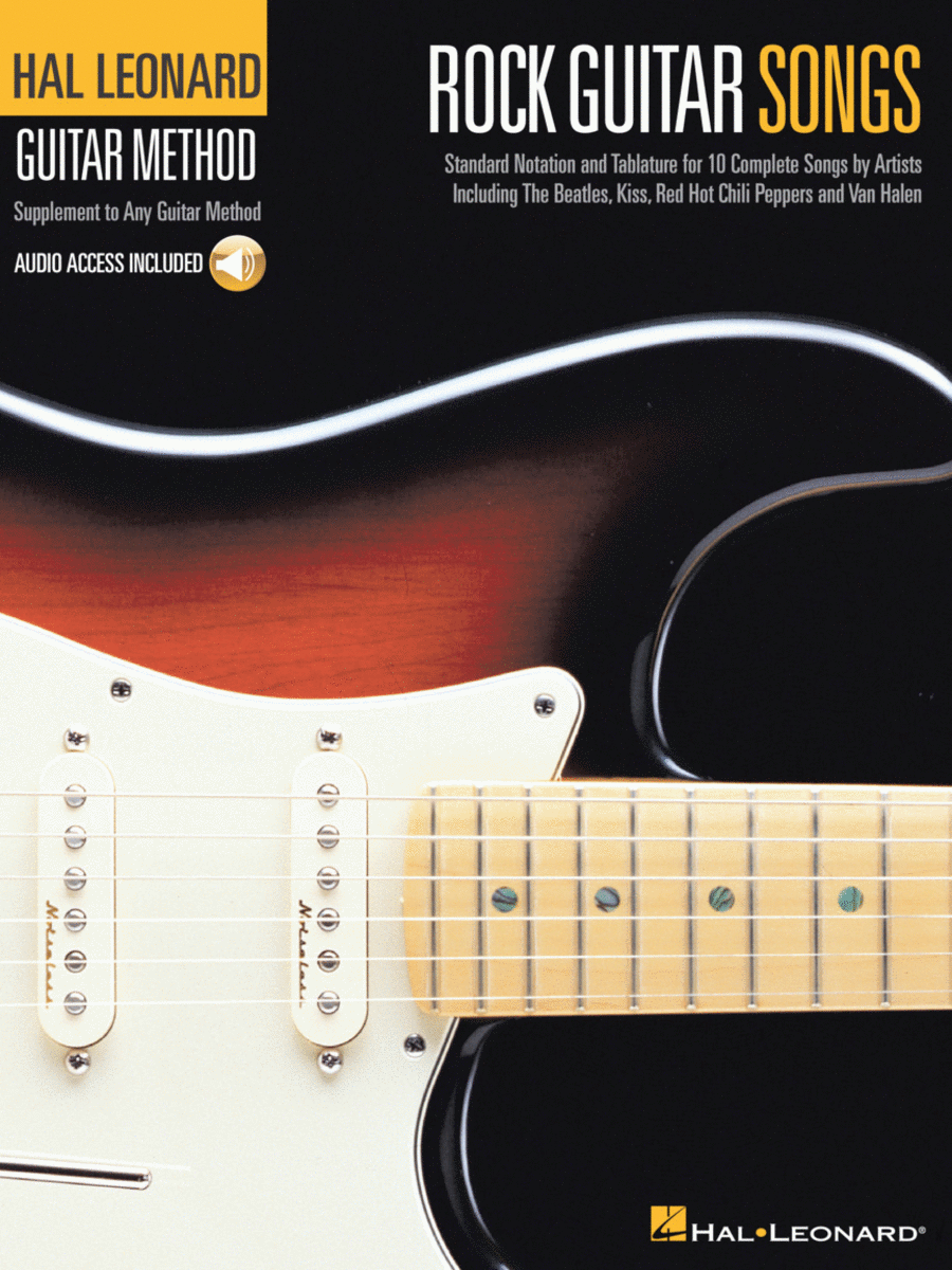 Rock Guitar Songs