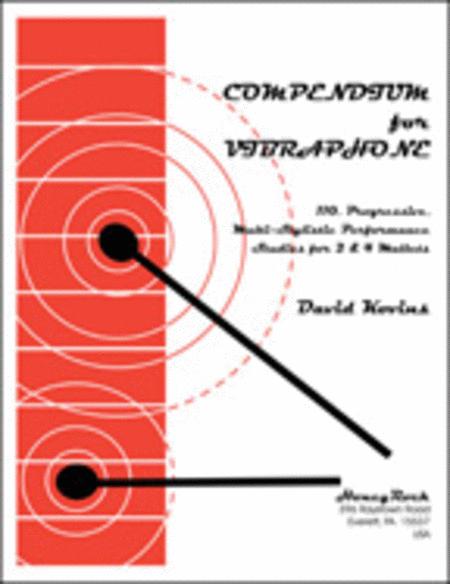 Compendium for Vibraphone