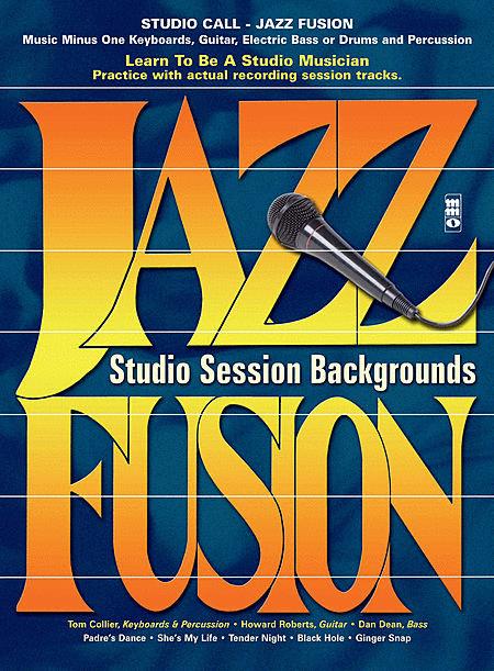 Studio Call: Jazz/Fusion (minus Drums)