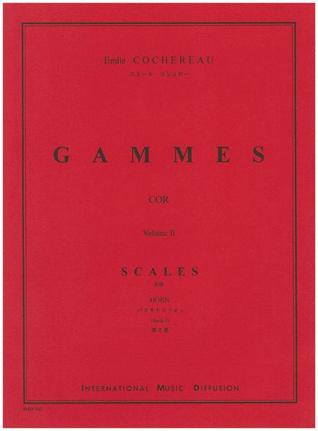 Gammes - Volume II