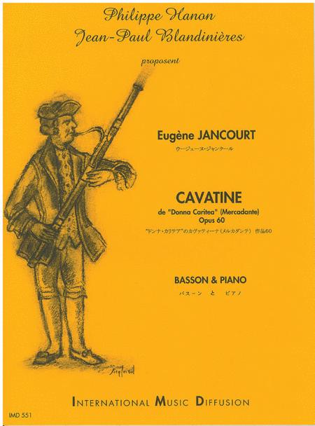 Cavatine Op. 60
