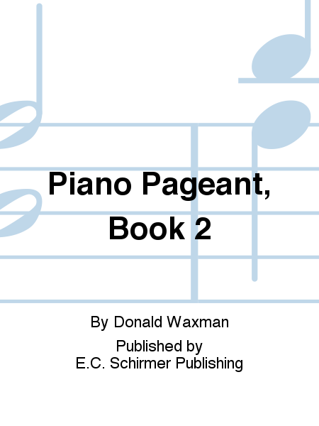 Piano Pageant, Book 2
