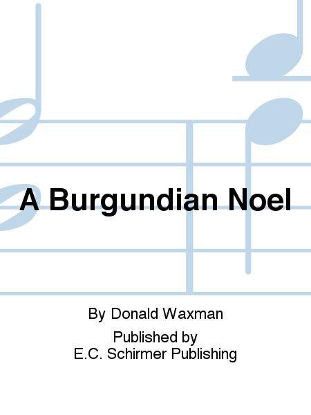 A Burgundian Noel