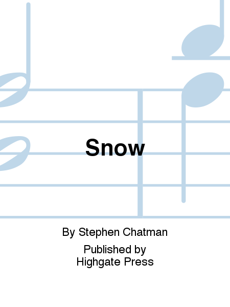 Voices of Earth: No. 2 Snow