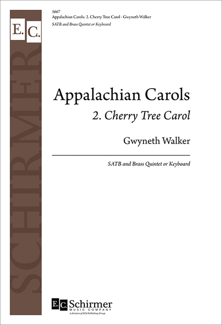 Appalachian Carols: 2. Cherry Tree Carol
