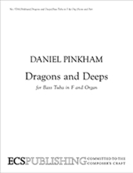 Dragons and Deeps (Score and Part)