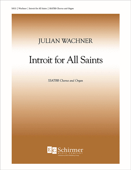Introit for All Saints