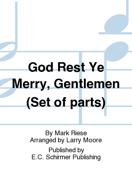 God Rest Ye Merry, Gentlemen (Set of parts)