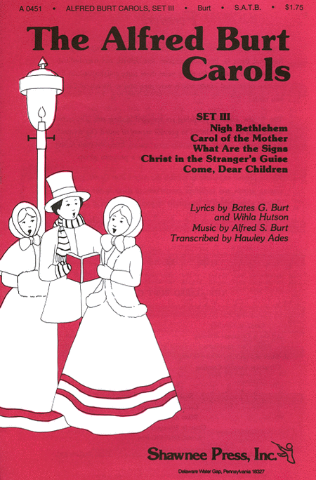 The Alfred Burt Carols - Set 3
