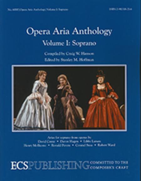 Opera Aria Anthology, Volume 1 (Soprano)