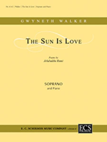 The Sun is Love