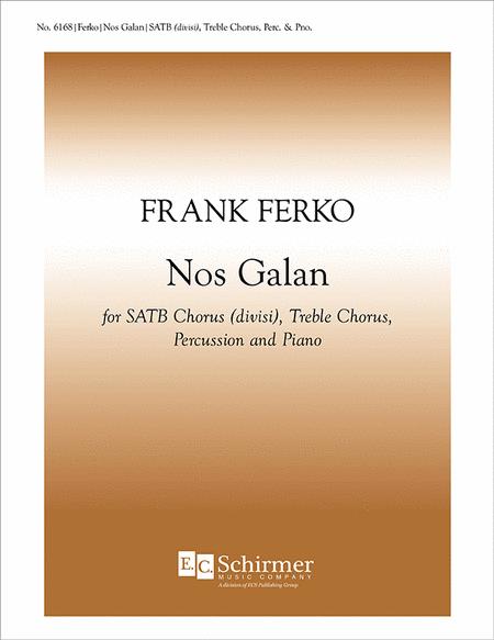 Nos Galan (Choral Score)