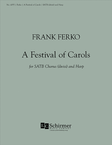 A Festival of Carols (Choral Score)