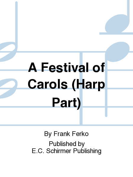 A Festival of Carols (Harp Part)
