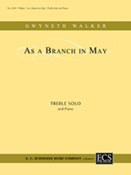 As a Branch in May
