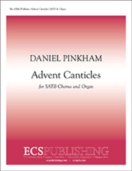 Advent Canticles