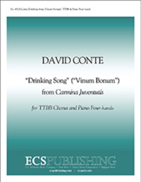 Carmina Juventutis: Drinking Song (Vinum bonum)