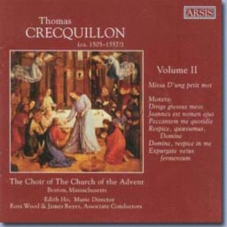 Crecquillon, Volume II