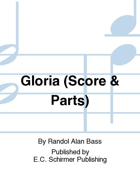 Gloria (Score & Parts)