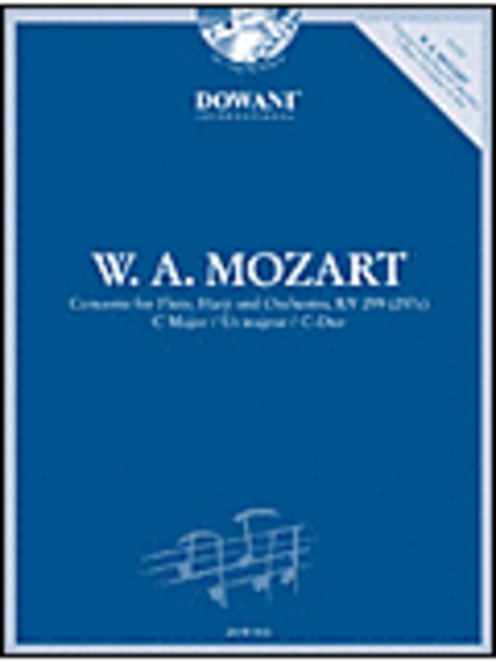 Mozart: Concerto for Flute, Harp, & Orchestra in C Major, KV 299 (297c)