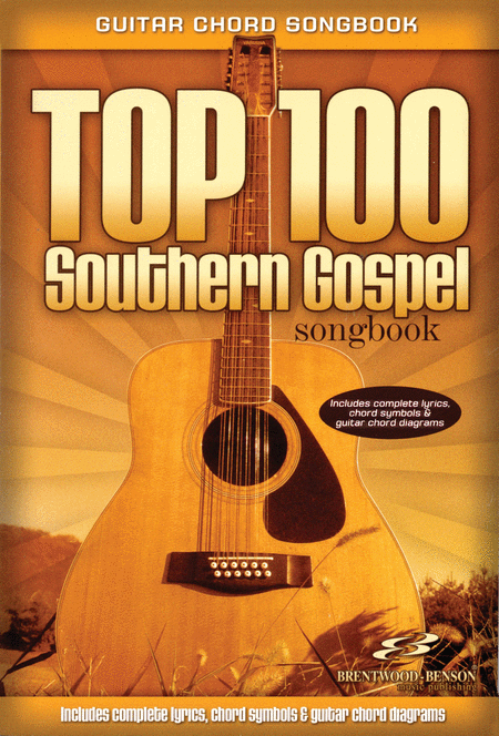 Top 100 Southern Gospel Guitar Songbook