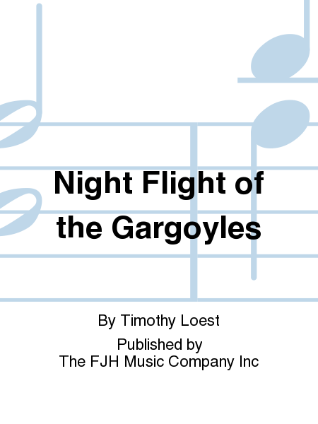 Night Flight of the Gargoyles