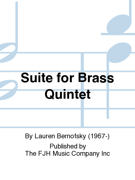 Suite for Brass Quintet
