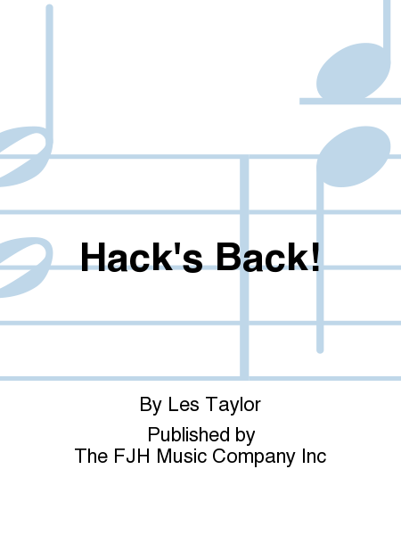 Hack's Back!