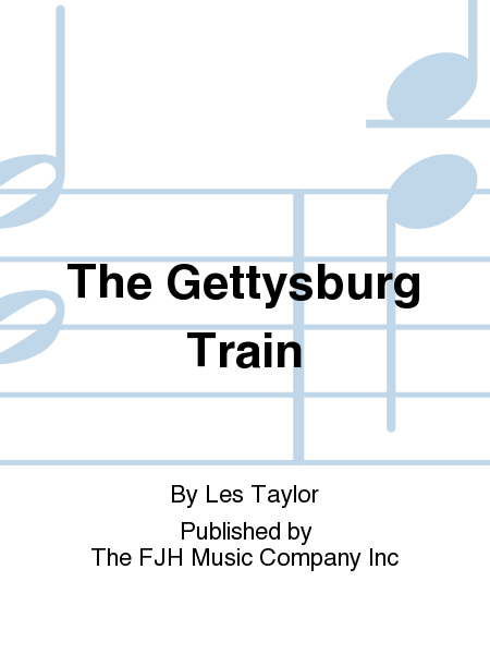 The Gettysburg Train