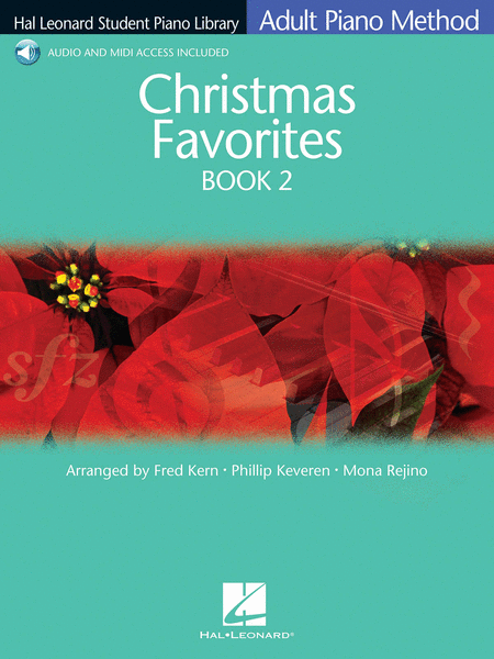 Christmas Favorites Book 2 - Book/CD Pack