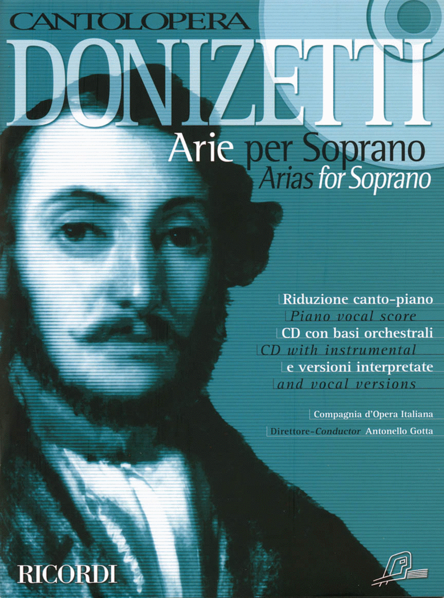 Cantolopera: Donizetti Arias for Soprano