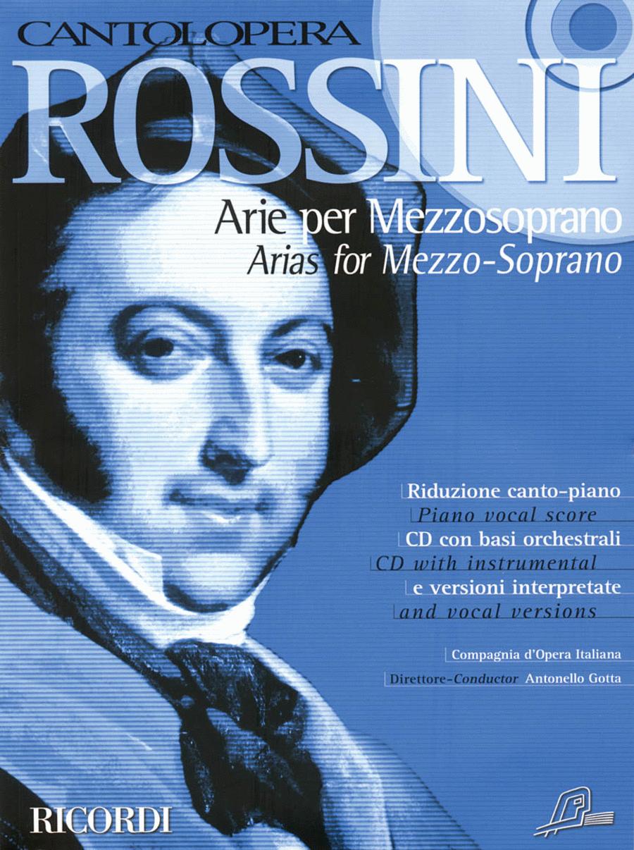 Cantolopera: Rossini Arias for Mezzo-Soprano