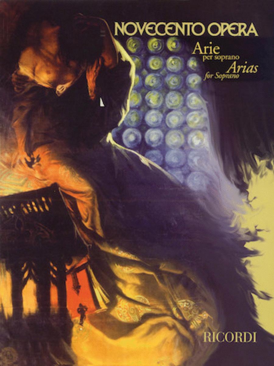 20th Century Opera (Novecento Opera Arie)