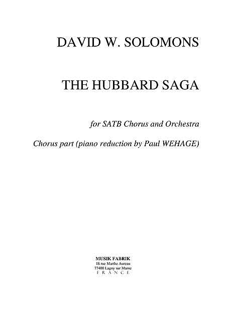The Hubbard Saga