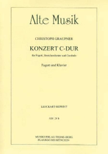 Konzert fur Fagott und Streichorchester