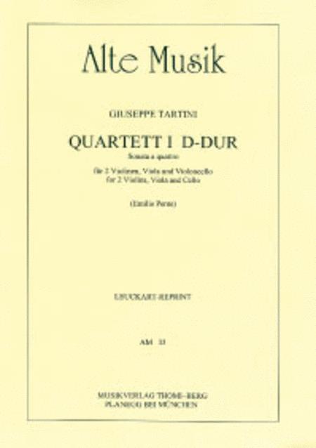 Quartett I (Sonata a quattro)