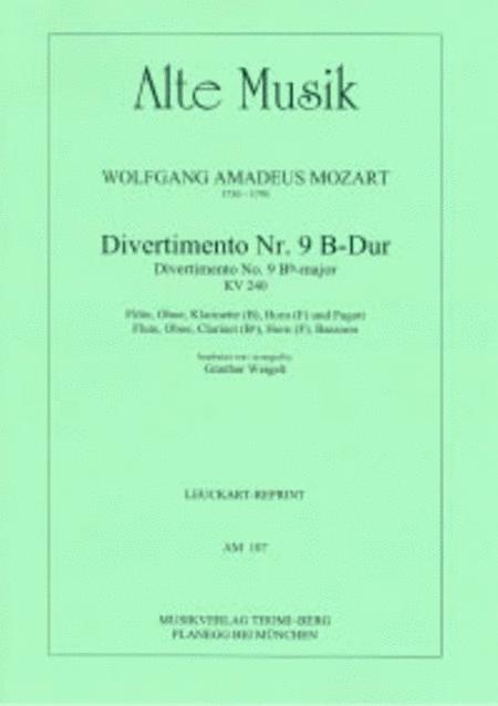 Divertimento Nr. 9