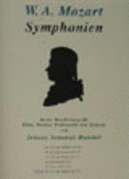 Symphonie Nr. 39 in der Bearbeitung von Johann Nepomuk Hummel
