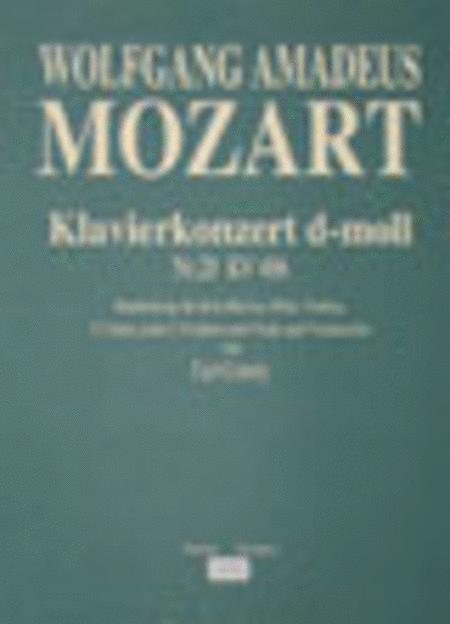 Klavierkonzert Nr. 20 bearbeitet von Carl Czerny