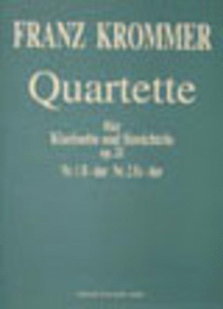 2 Quartette op. 21: Nr. 1 B-Dur